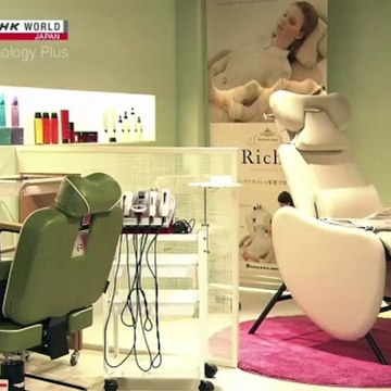 Japanology Plus - Hairdressing