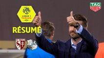 FC Metz - Amiens SC (1-2)  - Résumé - (FCM-ASC) / 2019-20