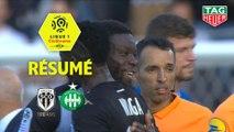 Angers SCO - AS Saint-Etienne (4-1)  - Résumé - (SCO-ASSE) / 2019-20