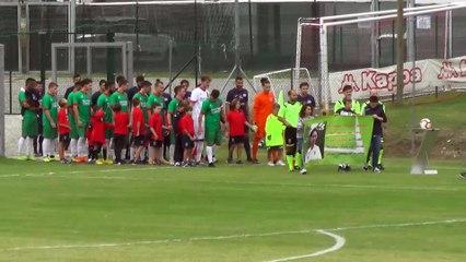 Felino - Cittadella 0-1, highlights e interviste