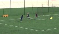 U17 Nationaux : Les buts du match SMCaen 2-0 RC Lens