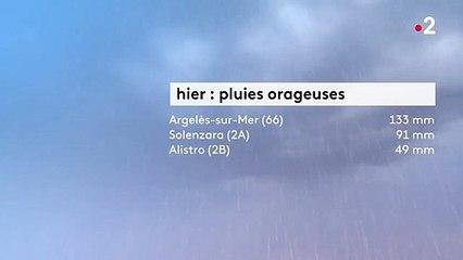 VIDÉO Regardez l'énorme bug de la météo de France 2 qui diffuse la mauvaise version du bulletin