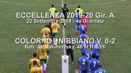 Colorno - Nibbiano Valtidone 0-2, highlights e interviste