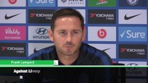 We need to aspire to a level like Liverpool's - Lampard