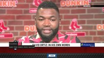 David Ortiz Recounts Night He Was Shot, His 'Angel' And What He Told Doctors