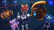 Transformers: Cyberverse - [Season 2 Episode 14]: Party Down (Old)