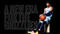A New Era for the Grizzlies | Memphis Grizzles