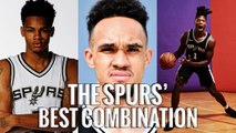 The Spurs' best combination | San Antonio Spurs