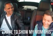 Little Max reviews the new Range Rover Evoque