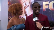 Sterling K. Brown and Wife Ryan Michelle Bathe Discuss Family Life
