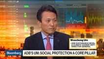 ADB's Um on Bank's Initiatives in Fighting Climate Change