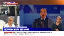 """Pour Michèle Alliot-Marie, """"la France a dans son ADN Jacques Chirac"""""""