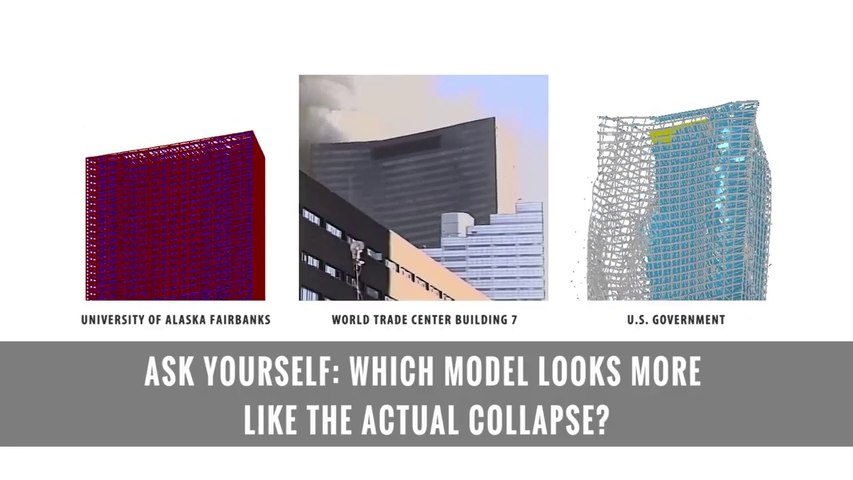 University Study Concludes Fire Did Not Bring Down WTC7