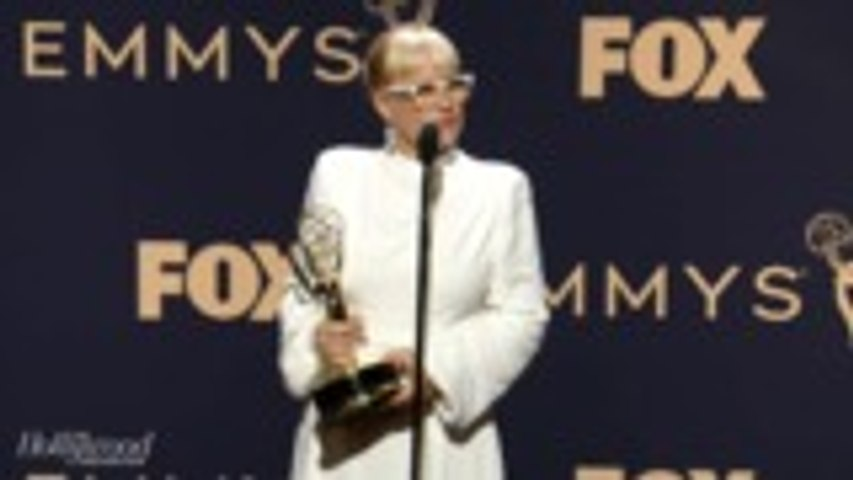Patricia Arquette Talks Win for 'The Act' | Emmys 2019