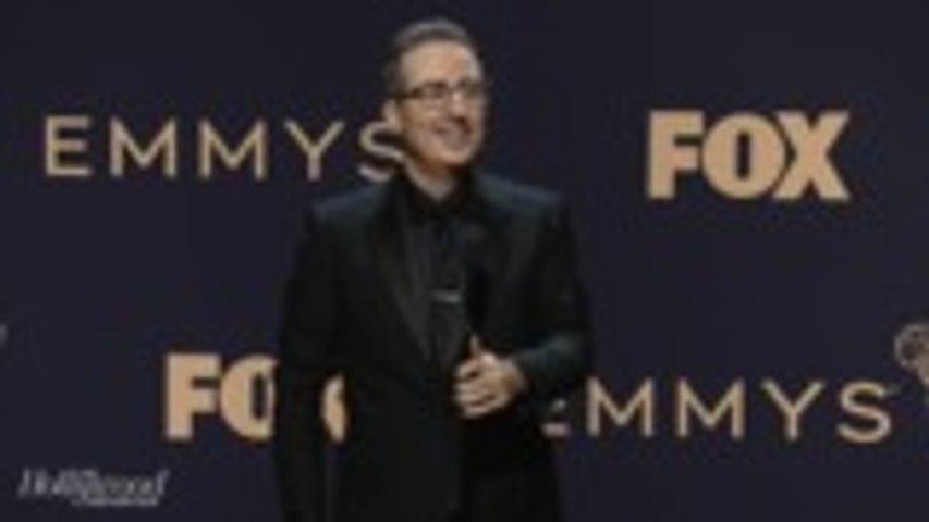 John Oliver Talks Double Emmy Win For 'Last Week Tonight' | Emmys 2019