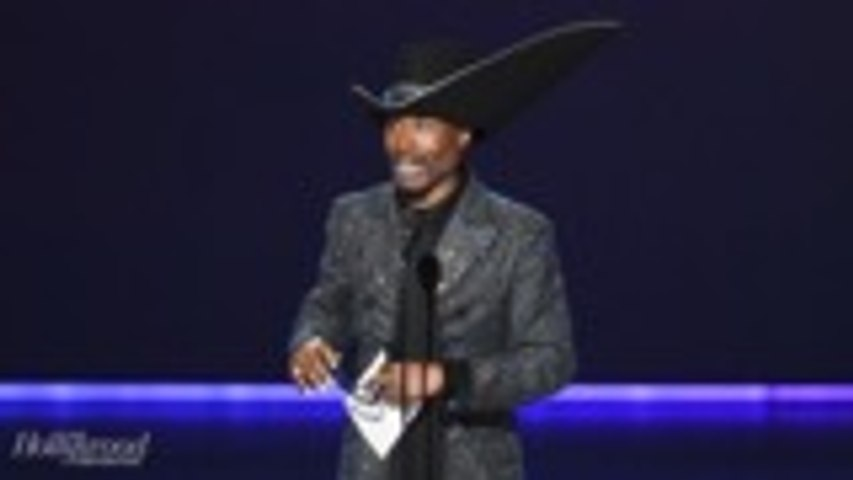 Billy Porter Makes History as First Openly Gay Black Man to Win an Emmy | THR News