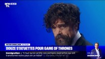 """Emmy Awards: """"Game of Thrones"""" décroche 12 statuettes"""