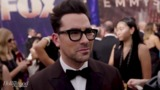 """'Schitt's Creek' Star Daniel Levy On His Deal With ABC Studios & Making """"Television That Means Something""""   Emmys 2019"""