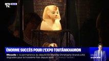 Avec 1.423.170 visiteurs en 6 mois, Toutânkhamon est l'exposition la plus visitée de l'histoire en France