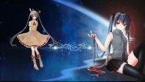 「蒼い月」初音ミク Blue_Moon:Miku Hatsune