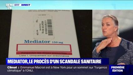 """À l'origine du scandale du Mediator, Irène Frachon demande """"la fin d'un insupportable déni"""" des laboratoires Servier"""