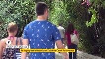 """""""J'ai payé, je ne suis pas responsable"""" : des vacanciers inquiets après la faillite de Thomas Cook"""