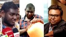 வைரலான Singer | Thirumoorthy | இமான் கொடுத்த வாய்ப்பு