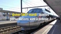 Grève SNCF mardi : quelles perturbations sont à prévoir ?