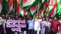 Protest against Pakistan in Jammu