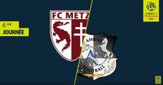 Résumé  - FC Metz - Amiens SC ( 1-2 )