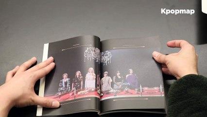 """[Unboxing] DREAMCATCHER Special Mini Album """"Raid to Dream"""" Unboxing"""