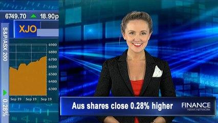 Webjet stocks dip as EBITDA downgraded: Aus shares close 0.3% higher