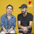 Marina Rollman & Roman Frayssinet - Interview Sandwich