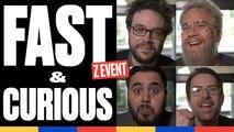 Antoine Daniel, Doigby, Mistermv... Le Fast & Curious spécial Z Event 2019