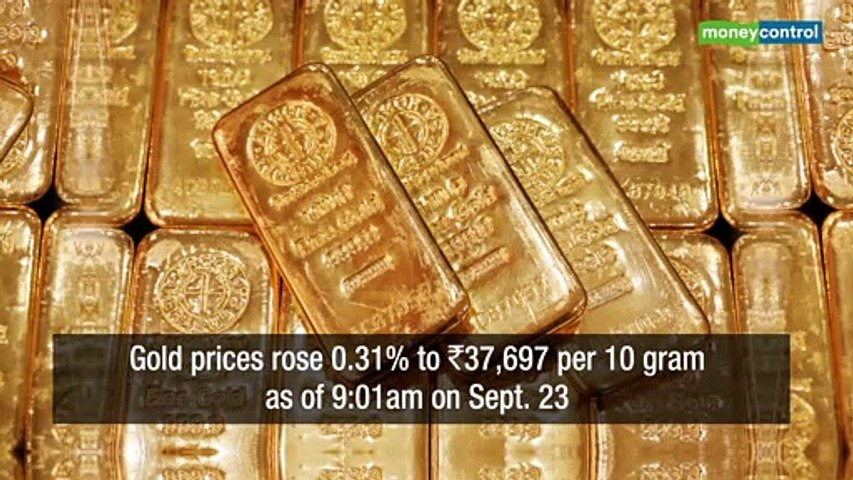 Gold price today: Yellow metal rises amid geo-political tensions