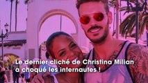 Christina Milian et son baby bump  ses abonnés sont impressionnés