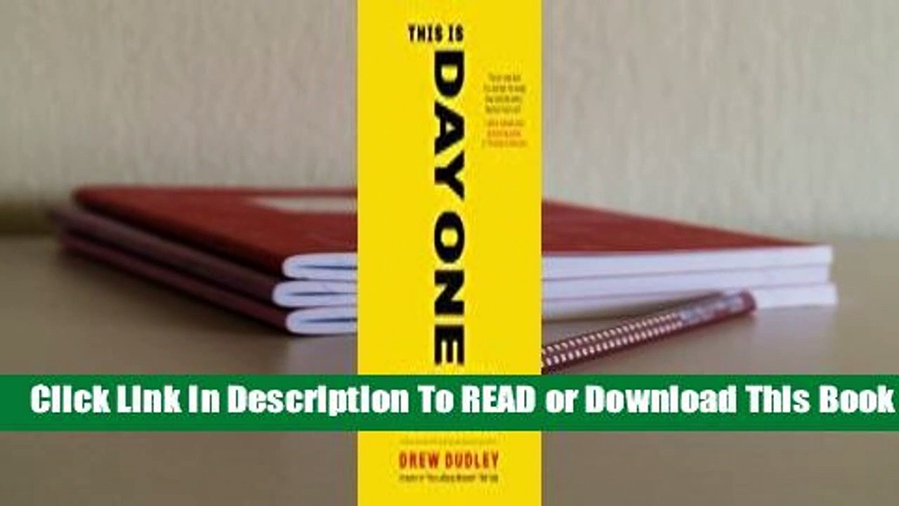 Full E-book This Is Day One: A Practical Guide to Leadership That Matters  For Trial