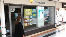 Thomas Cook stores close across North East