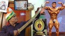 Bodybuilder Baskaran interview | அர்ஜுனா விருது பெற்ற பாஸ்கரனுடன் ஒரு நேர்காணல்