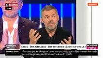 """EXCLU - Eric Naulleau révèle les noms de ses 3 chroniqueurs dans sa nouvelle émission sur C8, """"De quoi je me mêle?"""" - VIDEO"""