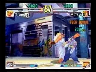Gnouz RB6 - SF3.3 - Trung vs Marko