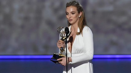 Jodie Comer wins Outstanding Lead Actress at 2019 Emmy Awards
