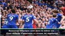 """6e j. - Lampard : """"Atteindre le même niveau que Liverpool"""""""