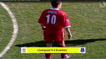 03.04.999 - 1999-2000 Premier League Matchday 29 Liverpool 3-2 Everton FC (Robbie Fowler Sniff)