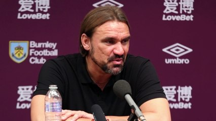 Norwich boss Daniel Farke didn't think there was much between the two sides