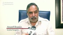Anand Sharma Hits Out At PM Modi For Endorsing Trump