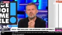 Morandini Live - Éric Naulleau sur C8 : les noms de ses chroniqueurs dévoilés (exclu vidéo)