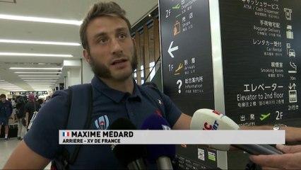 """M.Médard : """"Continuer à Travailler"""""""