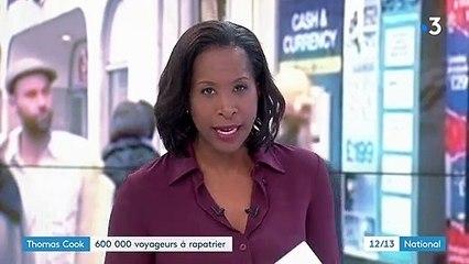 Tourisme : Thomas Cook en faillite, 600000 voyageurs à rapatrier