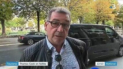 Tourisme : le voyagiste Thomas Cook déclaré en faillite